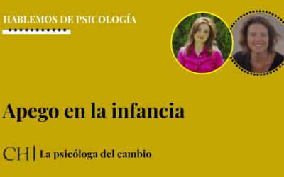 Concha Hidalgo | Apego en la infancia con Nicole Charney